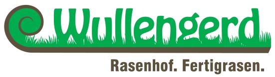 Wullengerd Logo, Rasenhof Wullengerd, Rollrasen OWL
